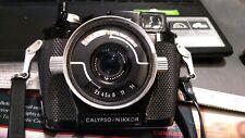 Nikon Calypso/Nikkor II underwater camera in excellent working order.