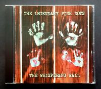 THE LEGENDARY PINK DOTS the whispering wall US CD ROIR 2004