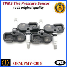 Set of 4 TPMS Tire Pressure Monitoring Sensor PMV-C015 315MHz For Toyota Camry