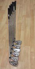 TaylorMade r7 CGB Iron Set 4, 5, 6, 7, 8, PW True Temper Steel Shafts RH