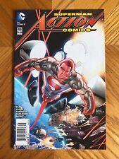 Action Comics 48 Superman NEWSSTAND VARIANT EDITION New 52 DC COMICS NM