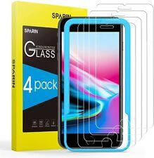 4x Pellicola vetro temperato iPhone SE 2020 iPhone 8 7 6 6S protezione SCHERMO