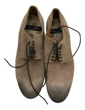 Paul Smith Ladies Beige Suede Leather sole  Shoes