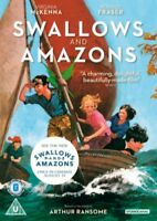 Nuevo Swallows And Amazons DVD