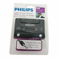 Philips 150 Series Universal 3.5mm Plug Mp3/Cd Cassette Adapter
