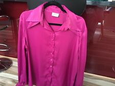 Jane Devine Shirt  - Size 14  - 5 or more items free postage (AU only)