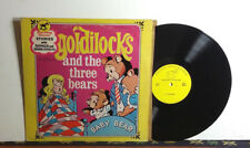 Goldilock and the Three Bears/ Ugly Duckling (LP 1950s/ 60s) Children's Story