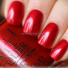 OPI NAIL POLISH Danke-Shiny Red G14 - Germany Collection