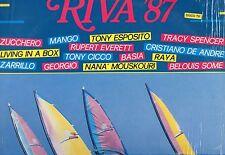 ZUCCHERO MANGO MICHELE ZARRILLO NANA MOUSKOURI disco LP 33 giri ITALY Riva '87