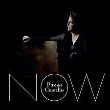 Paz del Castillo : Now CD