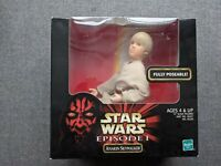"Hasbro Star Wars Episode 1 - Anakin Skywalker Doll Action Figure 12"" Open Box"