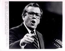 Dallas: Senate Majority Leader Howard Baker addresses Rep Nat'l Com.  News Photo