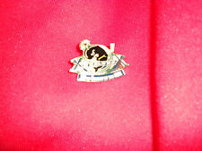 20 YEAR ANNIVERSARY OHL PLYMOUTH WHALERS ONTARIO HOCKEY LEAGUE PIN