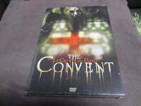 """DVD NEUF """"THE CONVENT (LA CRYPTE DU DIABLE)"""" film d'horreur de Mark MURPHY"""