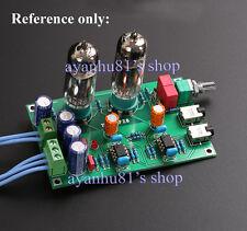 Class A 6J5 Vacuum Tube Preamp Preamplifier HIFI Headphone Amp DIY Kits EU
