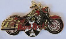 Hard Rock Cafe Malta  Red & Yellow Harley with Flames   #65265    2000   New