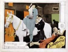 OLD MOVIE PHOTO The Temptress Lobby Card Greta Garbo Hb Warner 1926