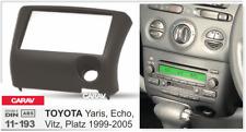 CARAV11-193 Radio Fascia for TOYOTA Yaris Echo Vitz Platz Install Facia Dash kit