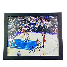Michael Jordan Authentic 8x10 Signed Autographed 1998 Finals Photo COA Bulls