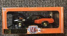 M2 '71 Plymouth Hemi Cuda CHASE 1/24 *300 MADE* HTF!!! MIMB!!!