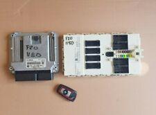 BMW 1 Series F20 118D Engine ECU Kit Module 8518569