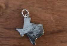 Beaucoup Designs Silver Texas Charm Texas State Charm Lone Star State Charm