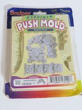 Summer Floral flexible mold