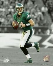 Carson Wentz Philadelphia Eagles Official Licensed Authentic 8x10 Spot Photo