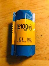 Kodak EKTACHROME EI 100 VS 120 Transparency film 1 Roll Expired