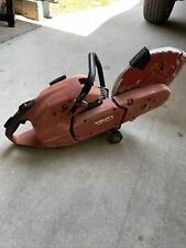 Hilti Dsh 700 X Gas Saw For Parts Only Not Working Free Shipping