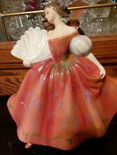 """Royal Doulton Figure """"First Waltz"""" Hn2862.Simply perfect. 7 1/2 inches"""