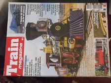 20µµ Revue Train Magazine n°4 Train Jaune / Train Bleu 1886 / Corpet Louvet ....