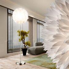 Wohn Ess Schlaf Gäste Zimmer Stand Leuchte Kugel Blumen Blüten Form Steh Lampe