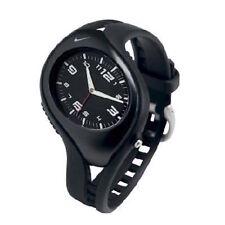 Women's Nike Triax Black Silver Analog Blaze Sport Watch WK0008-001