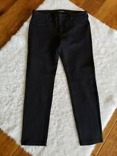 Liverpool Stitch Fix Ponte Pants Leggings Slacks Black Stretch Size 8 Petite 29