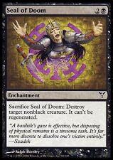 MTG Magic - (C) Dissension - Seal of Doom - SP