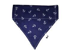 Handmade DOG /CAT BANDANAS . Slides Onto collar. Charity sale