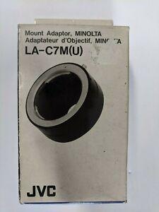 JVC LA-C7M(U) Mount Adapter
