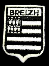ECUSSON << BRETAGNE >> BREIZH - FRENCH CITY BADGE