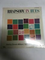 Rhapsody in Hues Jazz Blues Sherwin-Williams 100th Lounge SEALED Record lp Mark