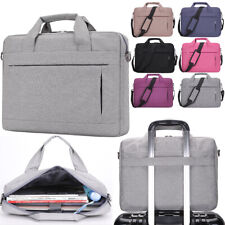 """14"""" 15 inch Laptop Notebook Sleeve Bag Case for Macbook Lenovo HP Dell Microsoft"""