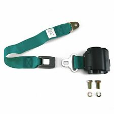 2pt Aqua Retractable Seatbelt Standard buckle - Each harness Stbsb2Rsaq rat