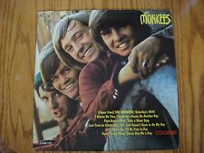 Vintage 33 RPM The Monkees Self Titled MONO COM-101 1966