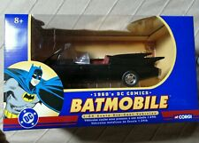 Batmobile Corgi 1/24 Macchina