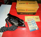 VINTAGE GENERAL ELECTRIC STEAM & DRY IRON MODEL 179F40