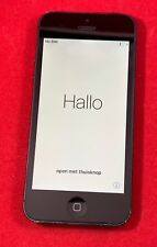 Apple iPhone 5 16GB Black Slate Space Gray GSM Unlocked A1428 AT&T T-Mobile H2O