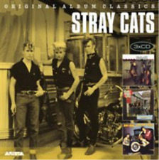 Stray Cats - Original Album Classics (3 Cd) (UK IMPORT) CD NEW