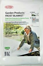 Dupont Garden Plants Products Protection Frost Cloth Blanket 12'x10.5' White
