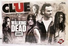 The Walking Dead AMC Clue Classic Mystery Board Game