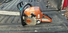 """Stihl Ms 310 Used with 24"""" bar and chain"""